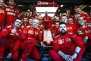 Sonntag - Formel 1 2019, Abu Dhabi GP, Abu Dhabi, Bild: Ferrari