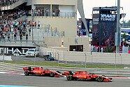 Rennen - Formel 1 2019, Abu Dhabi GP, Abu Dhabi, Bild: Ferrari