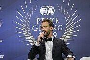 Formel 1: FIA-Gala in Paris - Ehrung der Weltmeister im Louvre - Formel 1 2019, Verschiedenes, Bild: FIA