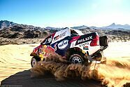 Rallye Dakar 2020 - 2. Etappe - Dakar 2020, Bild: Nissan