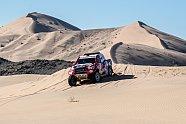 Rallye Dakar 2020 - 2. Etappe - Dakar 2020, Bild: Toyota Gazoo