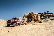 Rallye Dakar 2020 - 3. Etappe - Dakar 2020, Bild: Toyota Gazoo