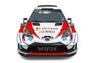 WRC 2020: Die Autos von Hyundai, Toyota und M-Sport - WRC 2020, Präsentationen, Bild: Toyota