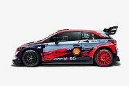 WRC 2020: Die Autos von Hyundai, Toyota und M-Sport - WRC 2020, Präsentationen, Bild: Hyundai