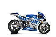 MotoGP: Das ist Suzukis neue GSX-RR für 2020 - MotoGP 2020, Präsentationen, Bild: Suzuki