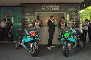 MotoGP: Die besten Bilder der Petronas-Präsentation 2020 - MotoGP 2020, Präsentationen, Bild: MotoGP.com/Screenshot
