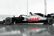 Formel 1 2020: Haas crasht die Launch-Woche! Bilder vom VF-20 - Formel 1 2020, Präsentationen, Bild: Haas F1 Team