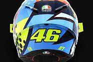 Valentino Rossis Helm für die MotoGP-Wintertests 2020 - MotoGP 2020, Verschiedenes, Bild: AGV