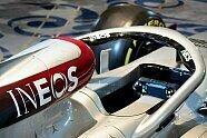 Formel 1 2020: Launch Mercedes-Lackierung - Formel 1 2020, Präsentationen, Bild: Mercedes F1 / Twitter