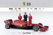 Formel 1 2020: Präsentation Scuderia Ferrari SF 1000 - Formel 1 2020, Präsentationen, Bild: Ferrari