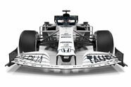 Formel 1 2020: Präsentation AlphaTauri - Formel 1 2020, Präsentationen, Bild: AlphaTauri