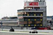 Formel 1 2020: Shakedown des McLaren MCL35 in Barcelona - Formel 1 2020, Testfahrten, Bild: McLaren