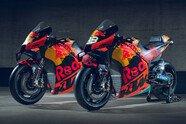 MotoGP: KTM präsentiert neue Bikes für die Saison 2020 - MotoGP 2020, Präsentationen, Bild: KTM