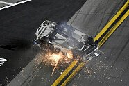 Der schwere Unfall von Ryan Newman - NASCAR 2020, Daytona 500, Daytona Beach, Florida, Bild: LAT Images