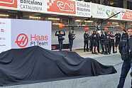 Formel 1 2020: Präsentation Haas VF-20 in Barcelona - Formel 1 2020, Testfahrten, Bild: Motorsport-Magazin.com