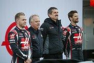 Formel 1 2020: Präsentation Haas VF-20 in Barcelona - Formel 1 2020, Testfahrten, Bild: LAT Images