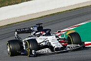 Testfahrten - Technik - Formel 1 2020, Testfahrten, Barcelona I, Barcelona, Bild: LAT Images