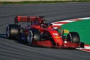 Testfahrten - Donnerstag - Formel 1 2020, Testfahrten, Barcelona I, Barcelona, Bild: Ferrari