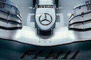 Testfahrten - Technik - Formel 1 2020, Testfahrten, Barcelona I, Barcelona, Bild: Mercedes-Benz