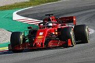 Testfahrten - Donnerstag - Formel 1 2020, Testfahrten, Barcelona I, Barcelona, Bild: LAT Images