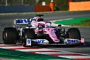 Testfahrten - Technik - Formel 1 2020, Testfahrten, Barcelona II, Barcelona, Bild: LAT Images