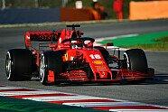 Testfahrten - Freitag - Formel 1 2020, Testfahrten, Barcelona II, Barcelona, Bild: LAT Images