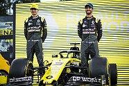 Präsentation Renault-Design für 2020 - Formel 1 2020, Präsentationen, Bild: LAT Images