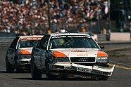 Hans-Joachim Stuck feiert 70. Geburtstag: Bilder seiner Karriere - Formel 1 1990, Verschiedenes, Bild: Audi Communications Motorsport