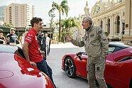 Formel 1: Charles Leclerc mit dem Ferrari SF90 in Monaco - Formel 1 2020, Verschiedenes, Bild: Ferrari
