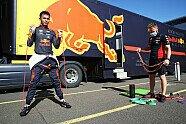 Formel 1: Red Bull Filmtag mit RB16 in Silverstone - Formel 1 2020, Testfahrten, Bild: Red Bull Content Pool
