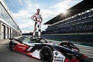 Rene Rast: Erste Formel-E-Testfahrten für Audi - Formel E 2020, Testfahrten, Bild: Audi Communications Motorsport