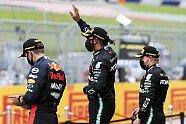 Podium - Formel 1 2020, Steiermark GP, Spielberg, Bild: LAT Images