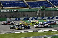 Regular Season 2020, Rennen 17 - NASCAR 2020, Quaker State 400 Presented by Walmart, Sparta, Kentucky, Bild: LAT Images