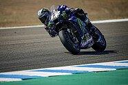 MotoGP: Die besten Bilder der Jerez-Testfahrten - MotoGP 2020, Testfahrten, Jerez, Jerez de la Frontera, Bild: Yamaha
