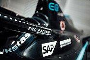 Formel E: Mercedes wie in der Formel 1 mit Schwarzpfeilen - Formel E 2020, Verschiedenes, Bild: Daimler AG