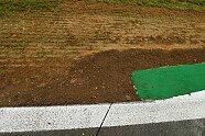 Silverstone: Vorbereitungen Donnerstag - Formel 1 2020, 70. Jubiläums GP, Silverstone, Bild: LAT Images