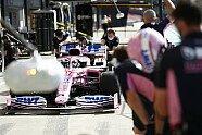 Silverstone: Vorbereitungen Donnerstag - Formel 1 2020, 70. Jubiläums GP, Silverstone, Bild: Ferrari