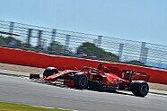 Silverstone: Freitag - Formel 1 2020, 70. Jubiläums GP, Silverstone, Bild: Ferrari