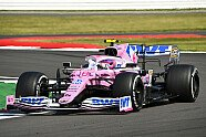Silverstone: Rennen - Formel 1 2020, 70. Jubiläums GP, Silverstone, Bild: LAT Images