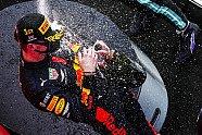 Silverstone: Podium - Formel 1 2020, 70. Jubiläums GP, Silverstone, Bild: LAT Images