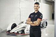 Porsche präsentiert Pascal Wehrlein für 2021 - Formel E 2020, Verschiedenes, Bild: Porsche AG