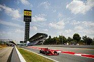 Freitag - Formel 1 2020, Spanien GP, Barcelona, Bild: LAT Images
