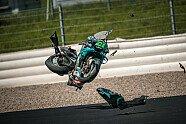 MotoGP-Schock in Spielberg: Alle Bilder vom schlimmen Crash - MotoGP 2020, Verschiedenes, Österreich GP, Spielberg, Bild: LAT Images