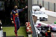 Podium - Formel 1 2020, Belgien GP, Spa-Francorchamps, Bild: LAT Images