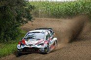 Alle Fotos vom 4. WM-Rennen 2020 - WRC 2020, Rallye Estland, Tartu, Bild: Toyota