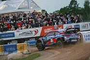 Alle Fotos vom 4. WM-Rennen 2020 - WRC 2020, Rallye Estland, Tartu, Bild: Hyundai