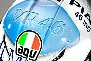 Valentino Rossis neuer Helm: Viagra für den Doc - MotoGP 2020, Verschiedenes, San Marino GP, Misano Adriatico, Bild: AGV