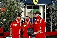 Samstag - Formel 1 2020, Toskana GP, Mugello, Bild: Pirelli