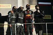 Podium - Formel 1 2020, Toskana GP, Mugello, Bild: LAT Images