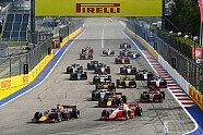 Rennen 19 & 20 - Formel 2 2020, Russland, Sochi, Bild: LAT Images